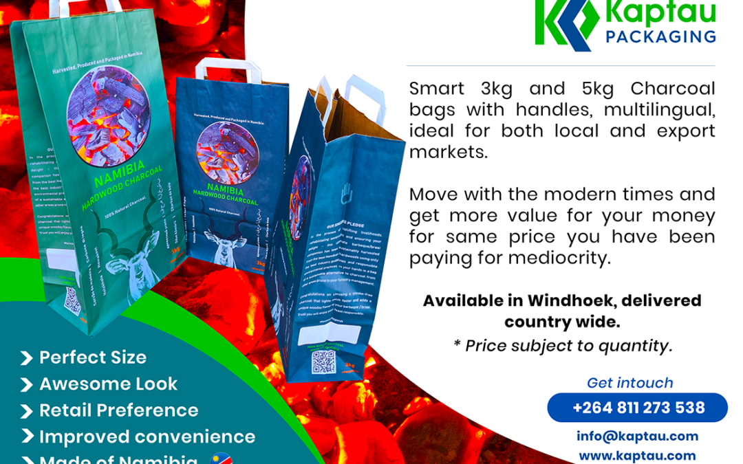 Kaptau Packaging Bags
